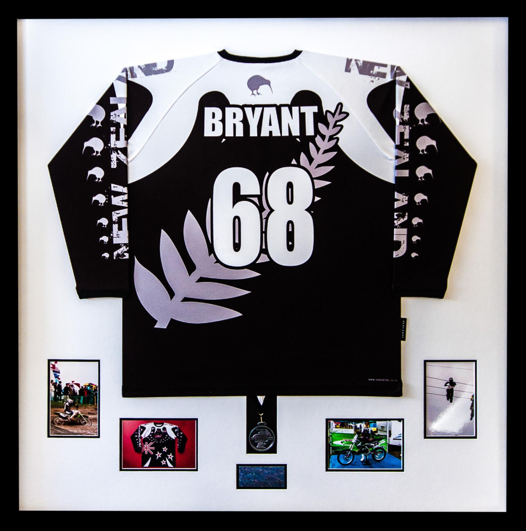 Motocross Jersey & Memorabilia